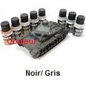 Noir/ Gris