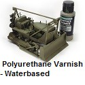 Polyurethane Varnish - Waterbased