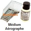 Médium Aérographe