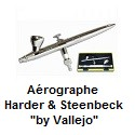 "Harder & Steenbeck ""by Vallejo"" Airbrushes"