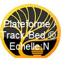 Plateforme / Track-Bed ™ échelle N