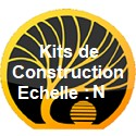 Kits de construction échelle N