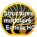 Structures modulaires échelle HO