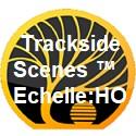 Trackside Scenes ™ échelle HO