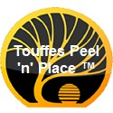 Touffes Peel 'n' Place ™