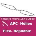 APC - Hélice Electrique Repliable