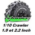 Pneus LRC – 1/10 Crawler 1.9 et 2.2 Inch