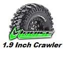 Pneus 1/10 Crawler 1.9 Inch