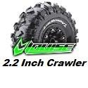 Pneus 1/10 Crawler 2.2 Inch