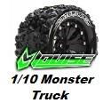 Pneus LRC – 1/10 Monster Truck