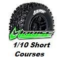 Pneus LRC – 1/10 Short Course