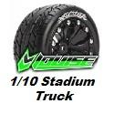 Pneus LRC - 1/10 Stadium Truck