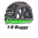 Pneus LRC – 1/8 Buggy