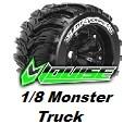 Pneus LRC – 1/8 Monster Truck