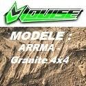 Modèle ARRMA - Granite 4x4