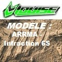 Modèle ARRMA - Infraction 6S