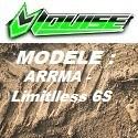 Modèle ARRMA - Limitlless 6S