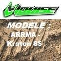Modèle ARRMA - Kraton 6S