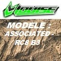 Modèle ASSOCIATED - RC8 B3