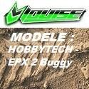 Modèle HOBBYTECH - EPX 2 Buggy