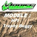 Modèle HPI - Trophy Buggy