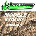 Modèle KYOSHO - Inferno