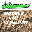 Modèle LOSI - 1/8 8ight 4WD