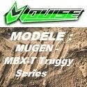 Modèle MUGEN - MBX-T Truggy Series