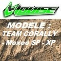 Modèle TEAM CORALLY - Moxoo SP - XP