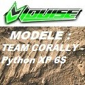Modèle TEAM CORALLY - Python XP 6S