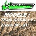 Modèle TEAM CORALLY - Triton SP - XP