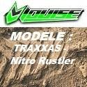 Modèle TRAXXAS - Nitro Rustler
