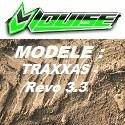 Modèle TRAXXAS - Revo 3.3