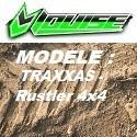 Modèle TRAXXAS - Rustler 4x4