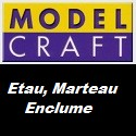 Etau, Marteau , Enclume de marque Model Craft