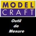 Outil de mesure de marque Model Craft