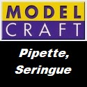 Pipette, Seringue de marque Model Craft