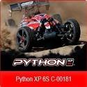 C-00181 PYTHON XP 6S Pièces détachées