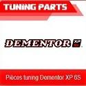 DEMENTO XP 6S C-00165 Pièces option