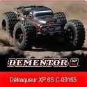 Pièces détachées pour DEMENTOR XP 6S C-00165
