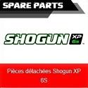 Pièces pour SHOGUN XP 6S C-00175