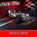 C-00132 SSX-8-X Pièces détachées
