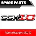C-00110 SSX-10 Pièces