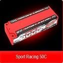 Batteries Sport Racing 50C