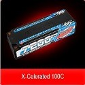 Batteries X-CELERATED 100C