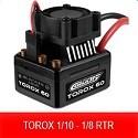 Contrôleur TOROX 1/10 - 1/8 RTR