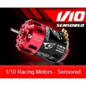 Moteurs 1/10 Racing Motors Sensored