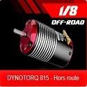 Motors DYNOTORG 815 off-road
