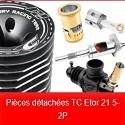 Pièces moteur ETOR 0.21 5+2P