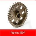 Pignons 48 DP TEAM CORALLY